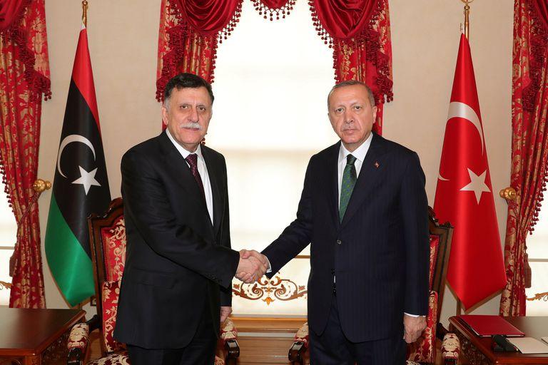 Erdogan hace pie en Libia y consolida el expansionismo de Turquía en la región