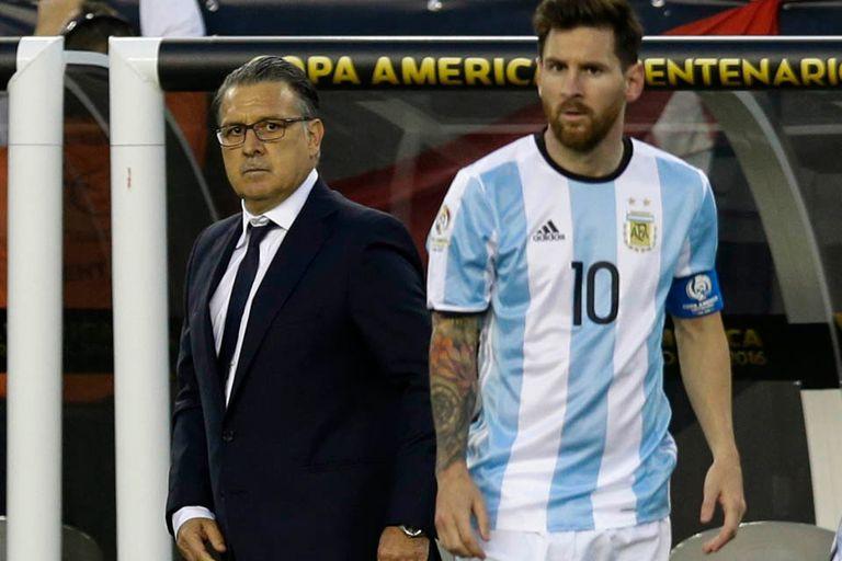 Gerardo Martino renunció como técnico de la selección argentina
