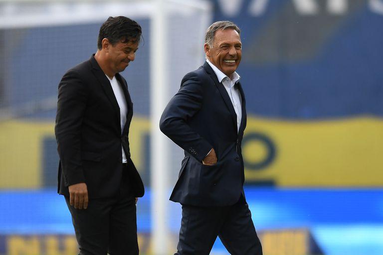 La sorpresa de Gallardo y la carta que Russo guarda hasta el final para el River-Boca
