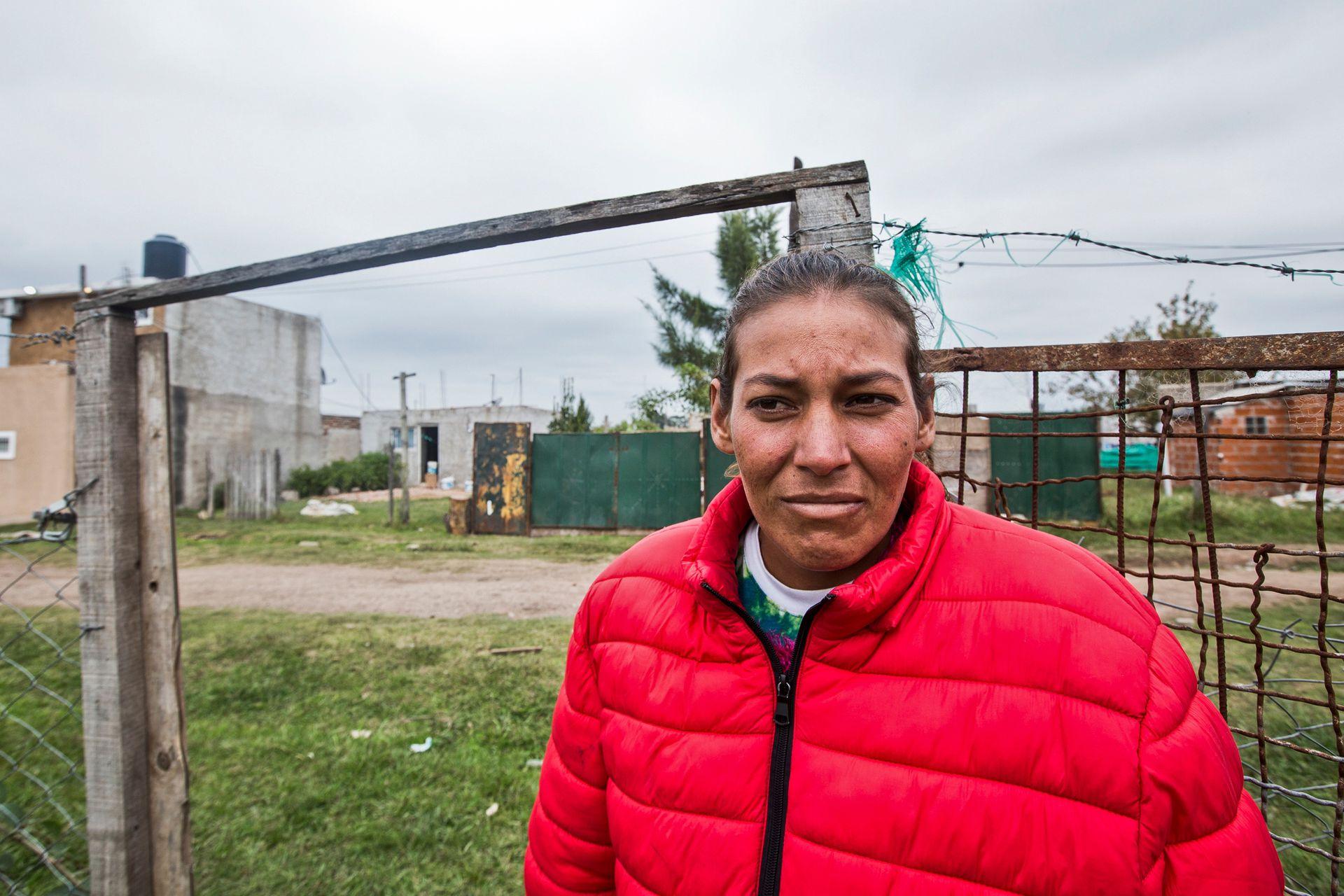 Maria Patricia Almirón, de 29 años