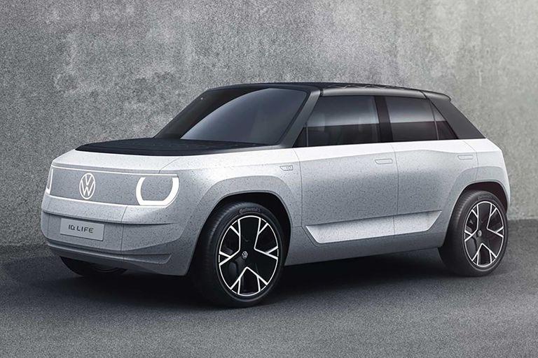 Volkswagen ID.Life, el accesible del futuro. Supuestamente la avanzada de los nuevos chicos de VW, apunta a un gran volumen de ventas
