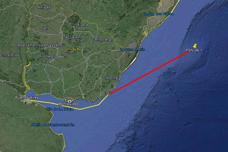 Nuevas imágenes satelitales renuevan la esperanza de hallar al Tunante II