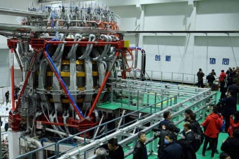 El HL-2M es el tokamak más poderoso de China