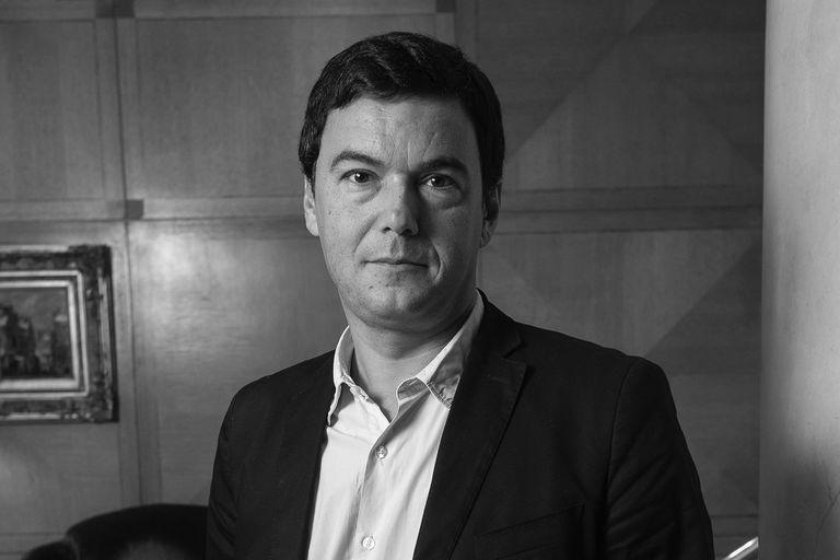 Thomas Piketty. Economista