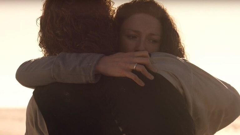 Caitriona Balfe, en Outlander