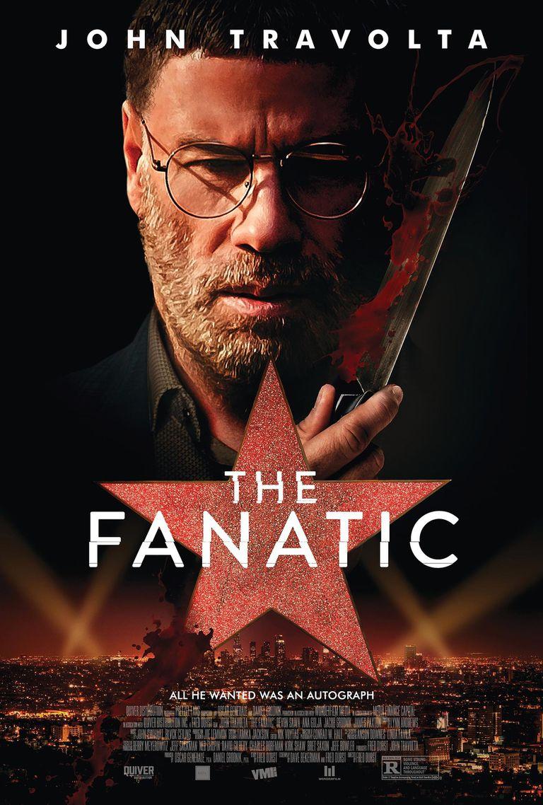 The Fanatic, la película con John Travolta, escrita y dirigida por John Durst