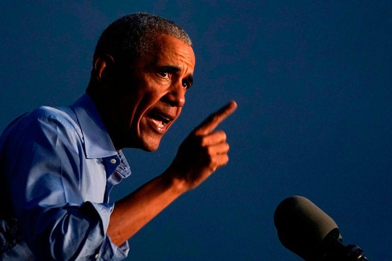 "Barack Obama: ""La guerra a veces es necesaria"""
