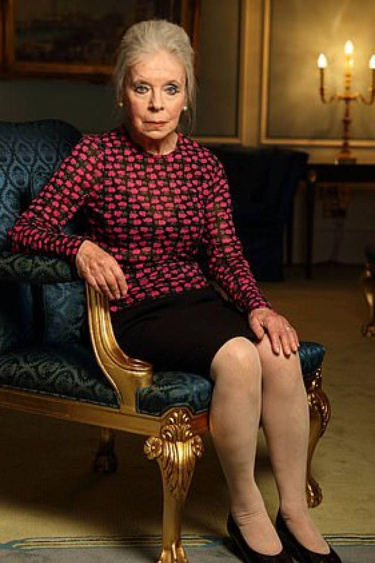 Lady Lucan aseguró que su exmarido se había arrojado en el canal de la Mancha desde el ferry que lo llevaba a Francia
