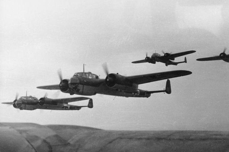 El error de Hitler y el piloto argentino: los secretos de la operación que frenó a los nazis