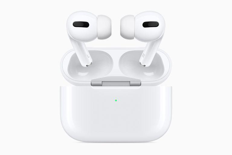 Los AirPods Pro de Apple tienen un nuevo diseño y un nuevo estuche de carga