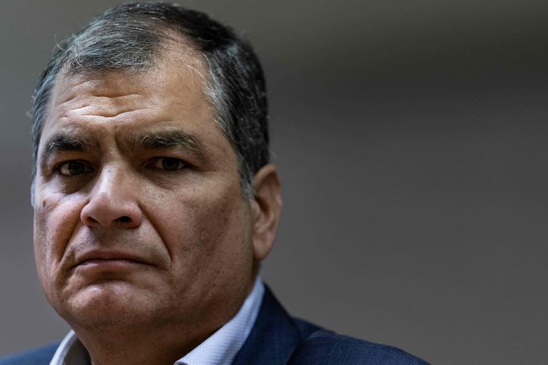 """Correa: """"Ni Al Capone, el Chapo y Pinochet juntos tuvieron tantos juicios como yo"""""""