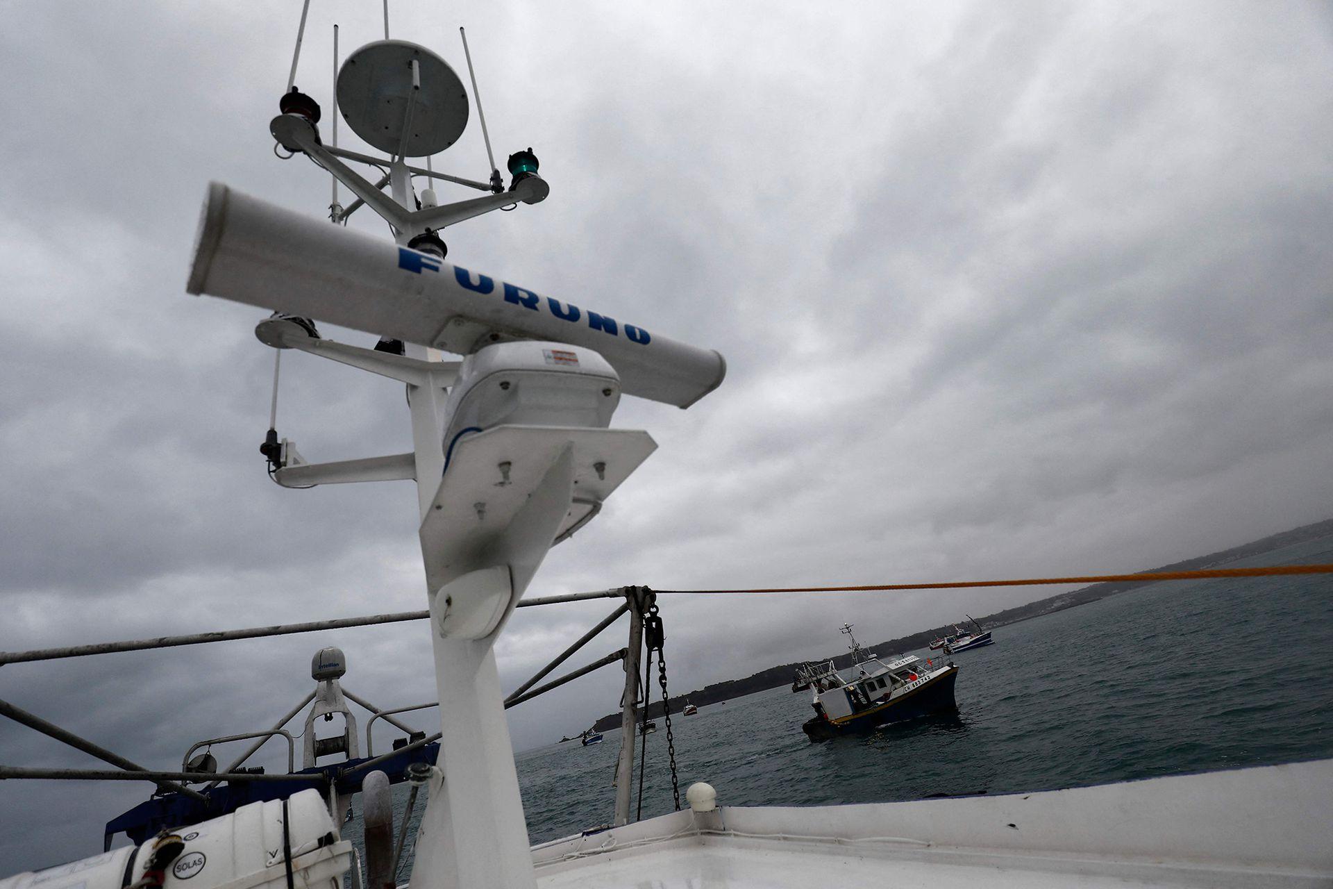 El Reino Unido y Francia llevan varias semanas enfrentados sobre el tema de la pesca, luego de que los pescadores franceses denunciaran que se les impide faenar en aguas británicas