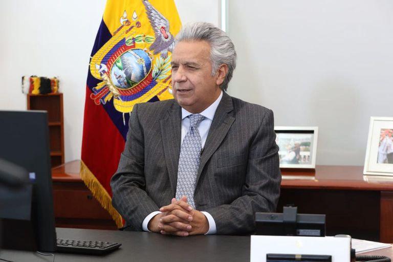 Lenin Moreno dijo que la lealtad política es con los ciudadanos, no con las personas