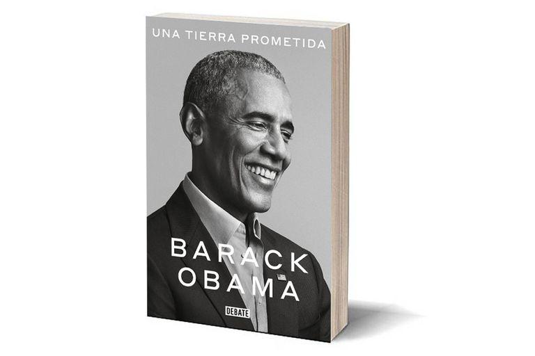 Una tierra prometida, el libro de Barack Obama que vendió 900.000 ejemplares el día de su lanzamiento
