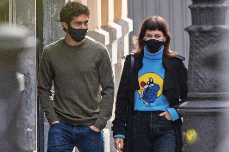 Chino Darín y Úrsula Corberó. Cumplen cinco años de amor. Imágenes exclusivas