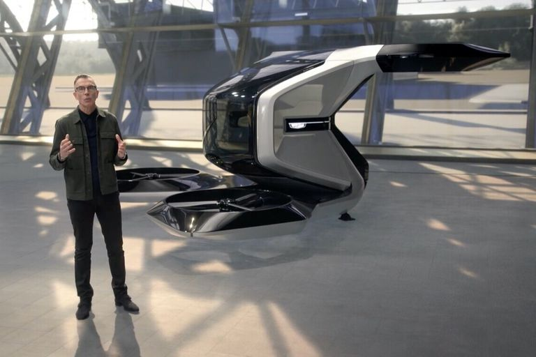 En el marco de la edición 2021 de Consumer Electronics Show (CES), el evento tecnológico más influyente del mundo y el campo de pruebas para tecnologías de vanguardia, General Motors (GM) presentó el prototipo de un Cadillac volador