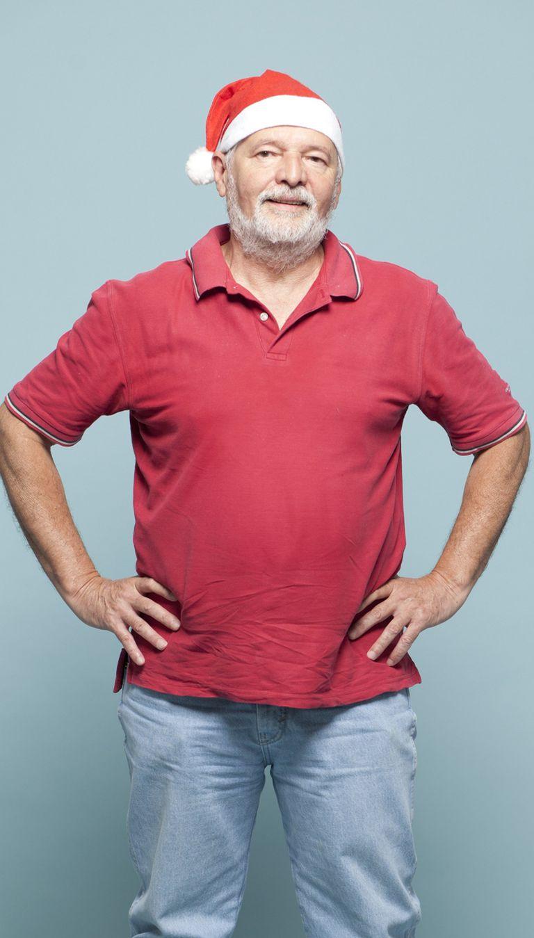 Pedro Arévalo, solidario