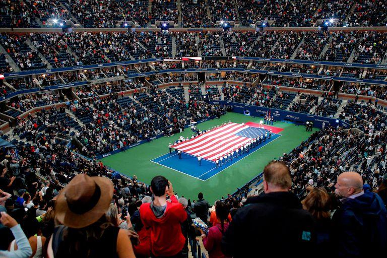 Los organizadores del US Open intentarán que el torneo se juegue, pero en otra ciudad: Orlando o California.
