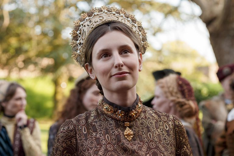 Laura Carmichael, de Downton Abbey, es una de las protagonistas de The Spanish Princess, otra de las series originales disponibles en Starz