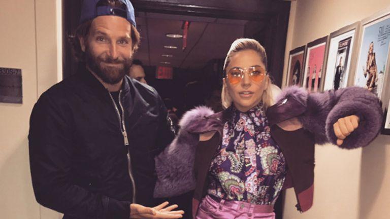 Bradley Cooper y Lady Gaga, qué dúo