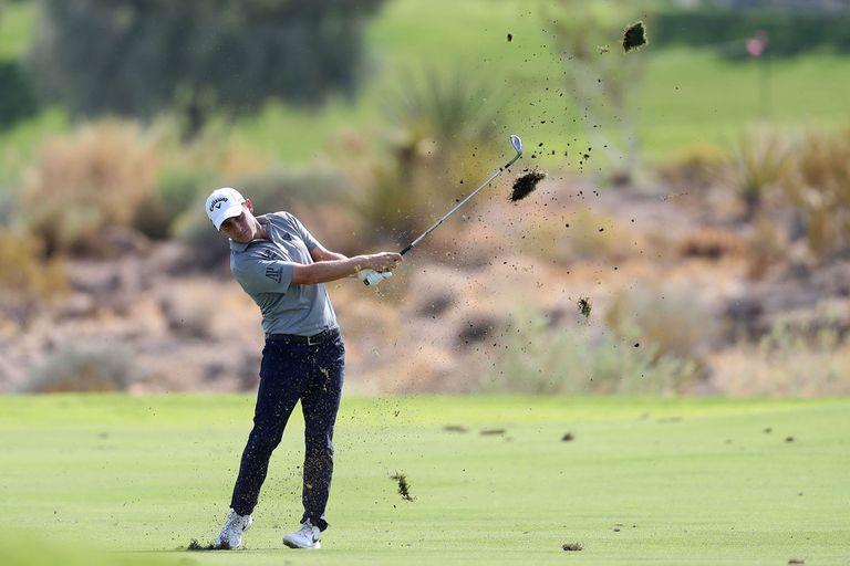 PGA Tour. Grillo en Las Vegas: cómo hacer 2 golpes bajo el par y caer 19 puestos