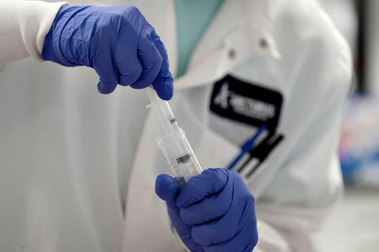Hay cuatro tratamientos que se están probando en pacientes con Covid-19