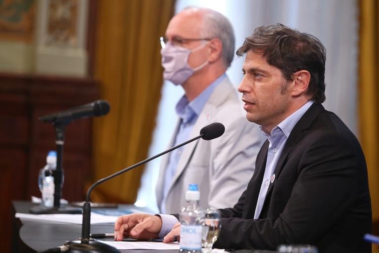Buenos Aires: arrancó el paro del personal de salud contra Axel Kicillof en reclamo de un aumento salarial