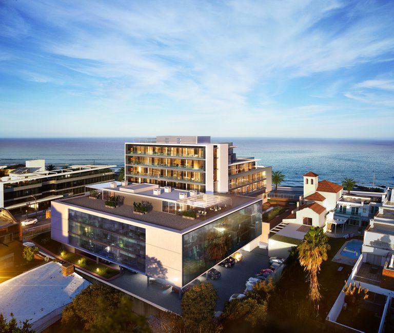 Smart Riviera, un complejo de oficinas y residencias de lujo que incluye una vieja casona y el reciclado Hotel Riviera, a cargo del estudio Gómez Platero