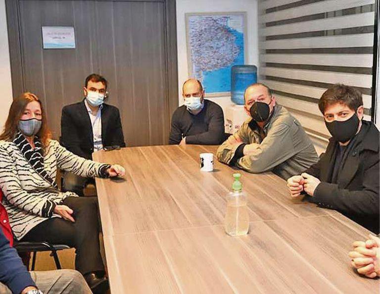 La reunión para coordinar la lucha contra el delito derivó en un cruce de dardos entre la ministra nacional Sabina Frederic y el ministro bonaerense Sergio Berni