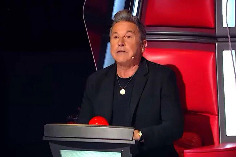 Ricardo Montaner le hizo un contundente pedido a la producción de La Voz Argentina