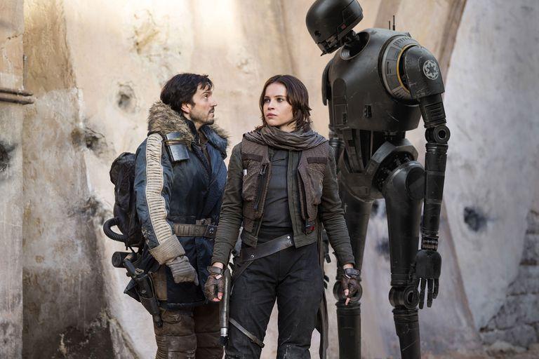 Rogue One, una historia de Star Wars (2016)