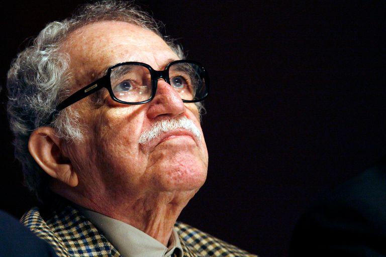 Gabriel García Márquez en 2007, Monterrey