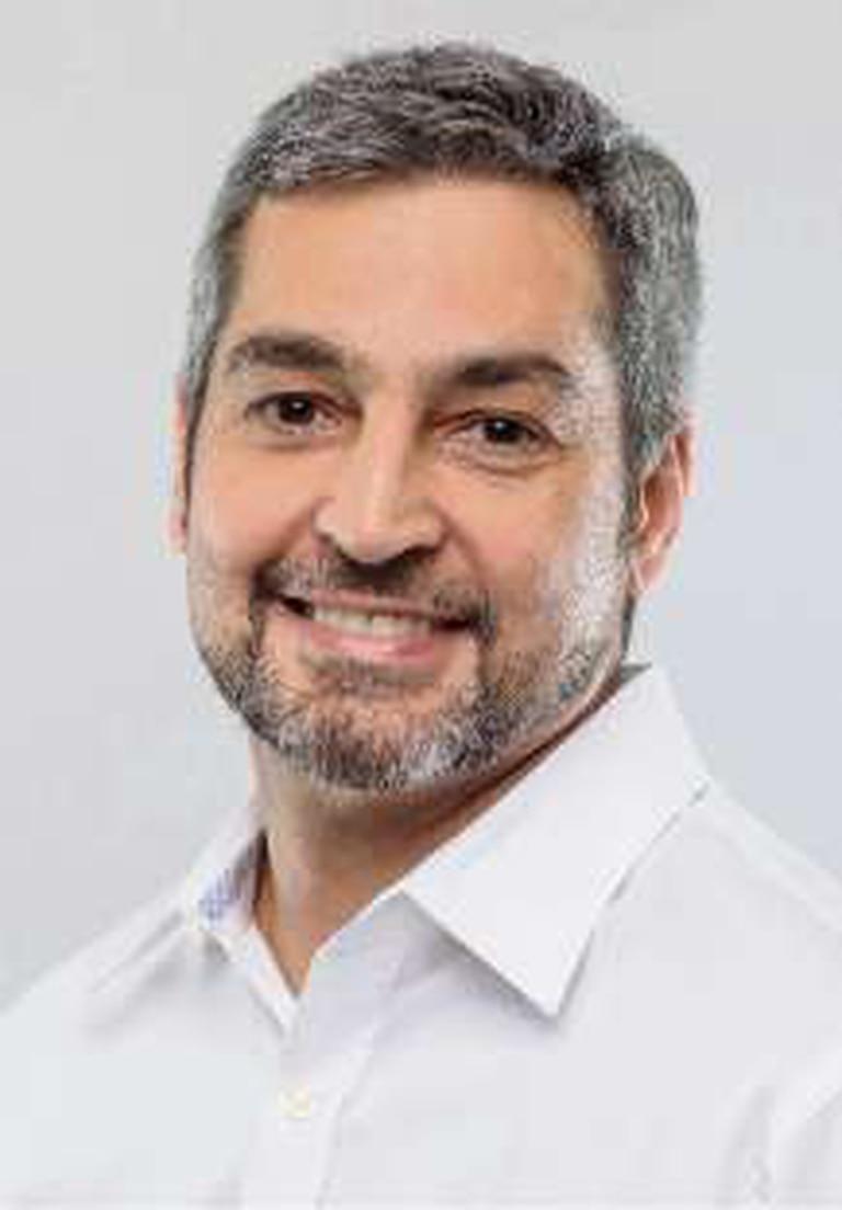 """Mario Abdo Benítez: """"Paraguay necesita alcanzar una democracia pluralista"""""""