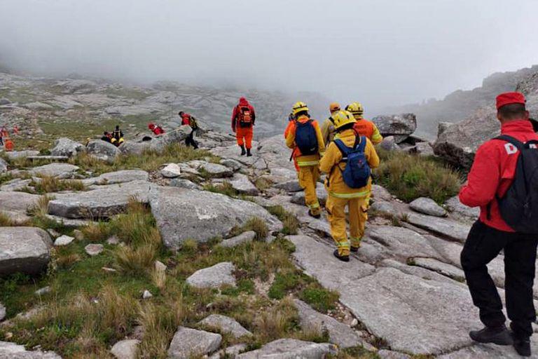 Córdoba: encontraron al turista perdido en el cerro más alto de la provincia