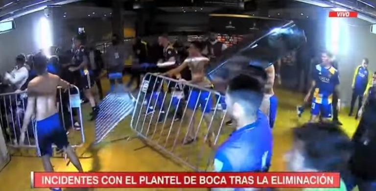Qué dice el informe con la acusación de la policía militar a los jugadores de Boca