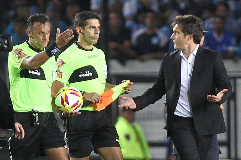 Guillermo y la protesta a Herrera