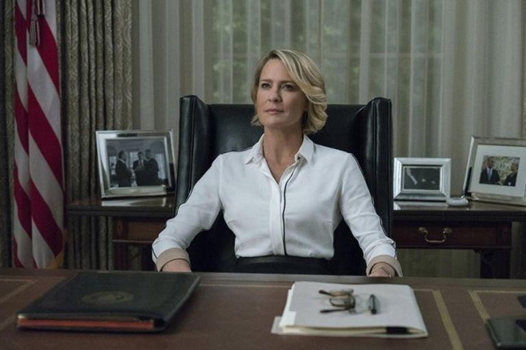 House of Cards: Claire Underwood publicó un aviso fúnebre en LA NACION