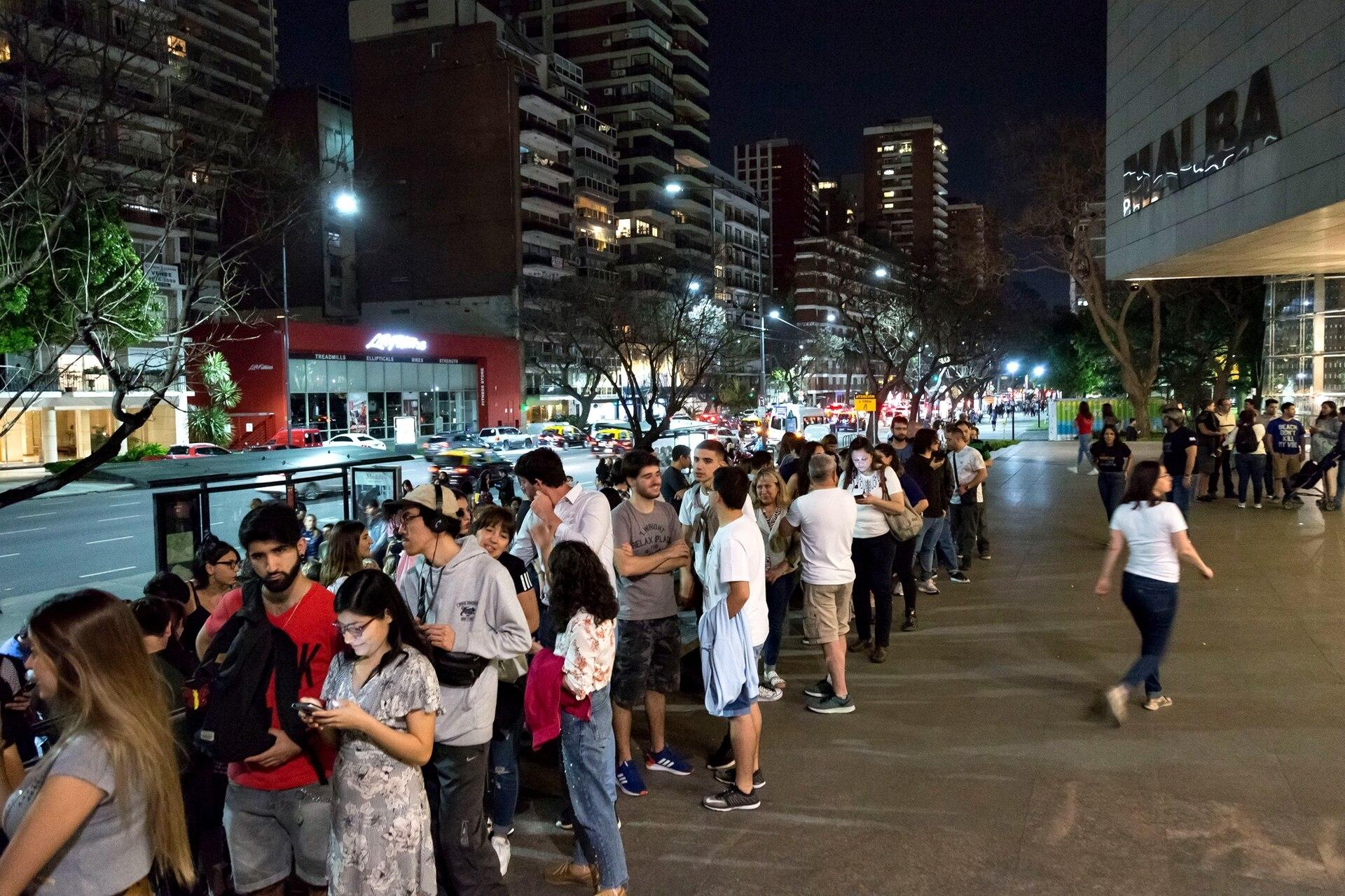 El MALBA, parada obligada en la Noche de los Museos