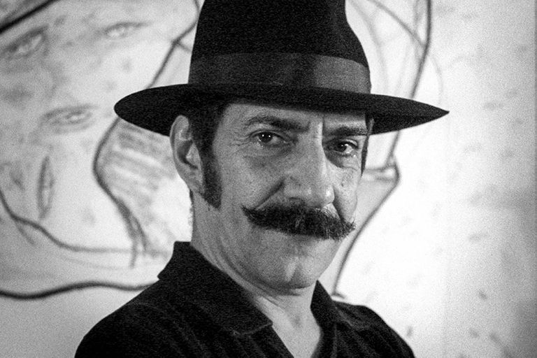 """""""Su vida fue una verdadera obra de arte"""", escribe Claudio Kleiman"""