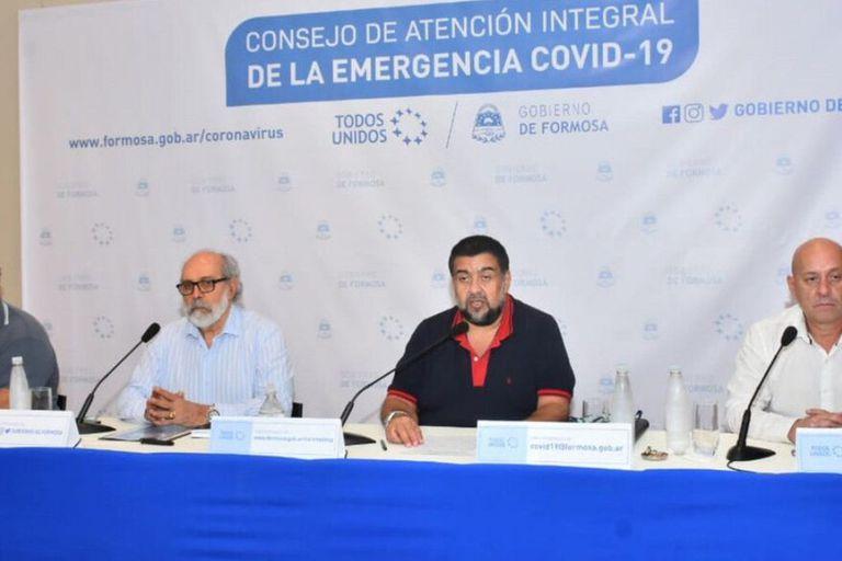 El ministro de Gobierno de Formosa, Jorge González, se refirió hoy al intento de LA NACION de ingresar a la provincia, e insistió en que el periodismo no está exento de cumplir el protocolo de cuarentena obligatoria dispuesto por el gobernador Gildo Insfrán