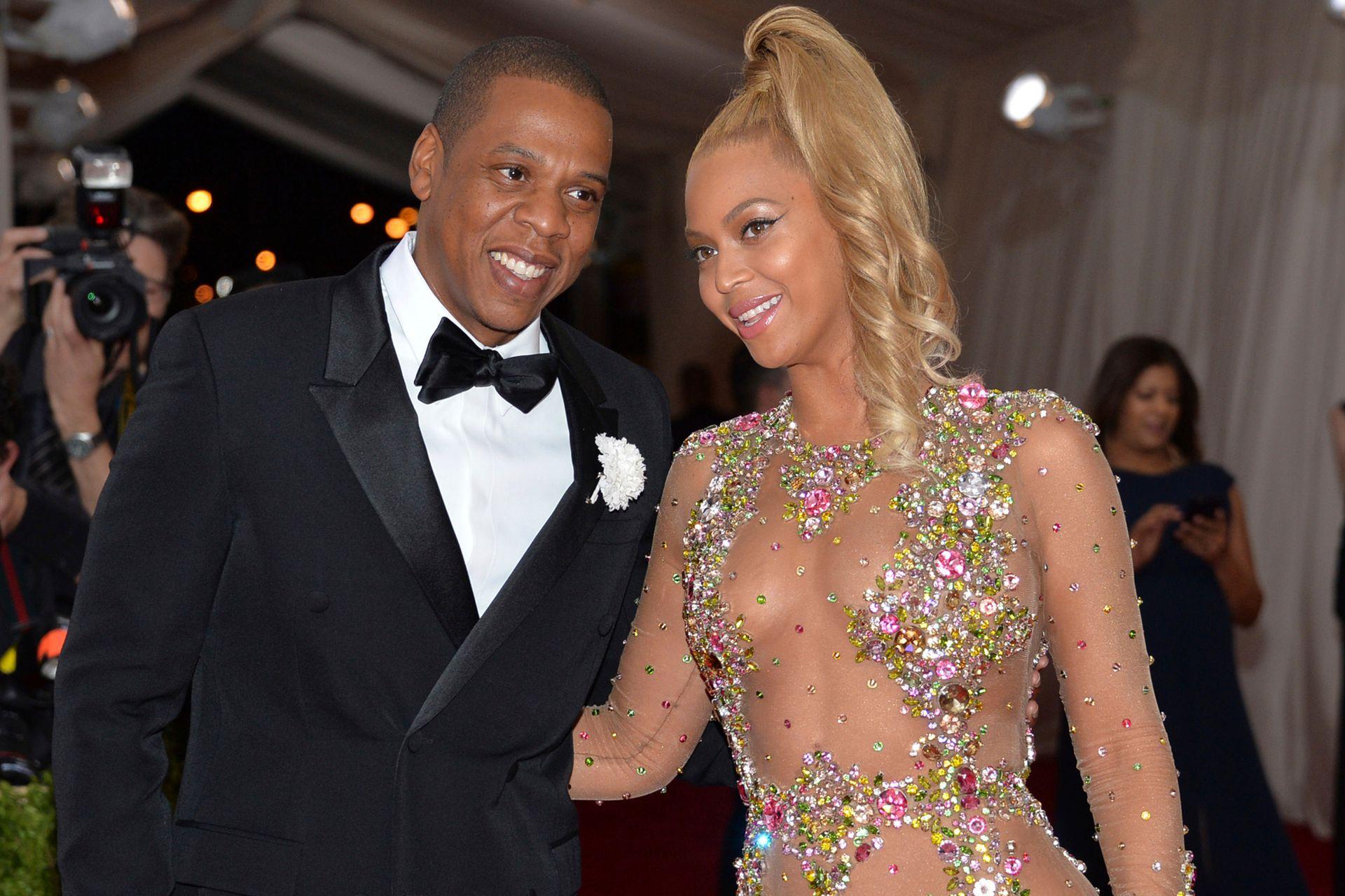 Jay Z y Beyoncé, una pareja poderosa