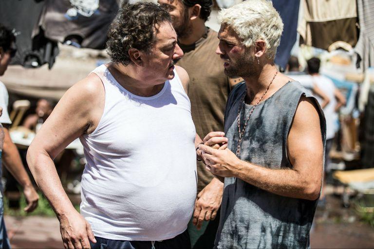 Mario Borges y su hermano Diosito cuando tenían que pagar derecho de piso en San Onofre