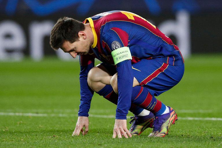 Lio Messi y su presente en el Barcelona.