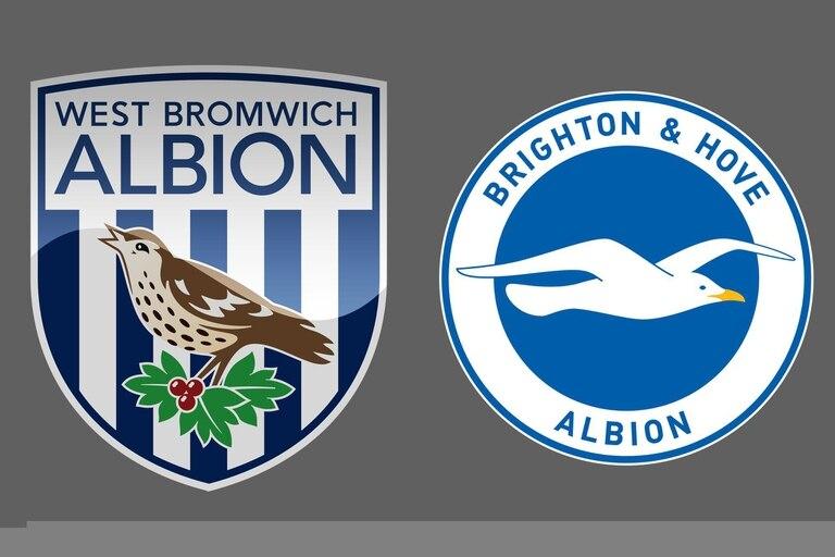 West Bromwich Albion-Brighton