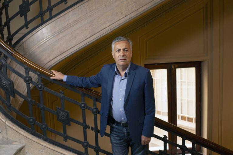 Alfredo Cornejo reclama unidad para enfrentar al kirchnerismo