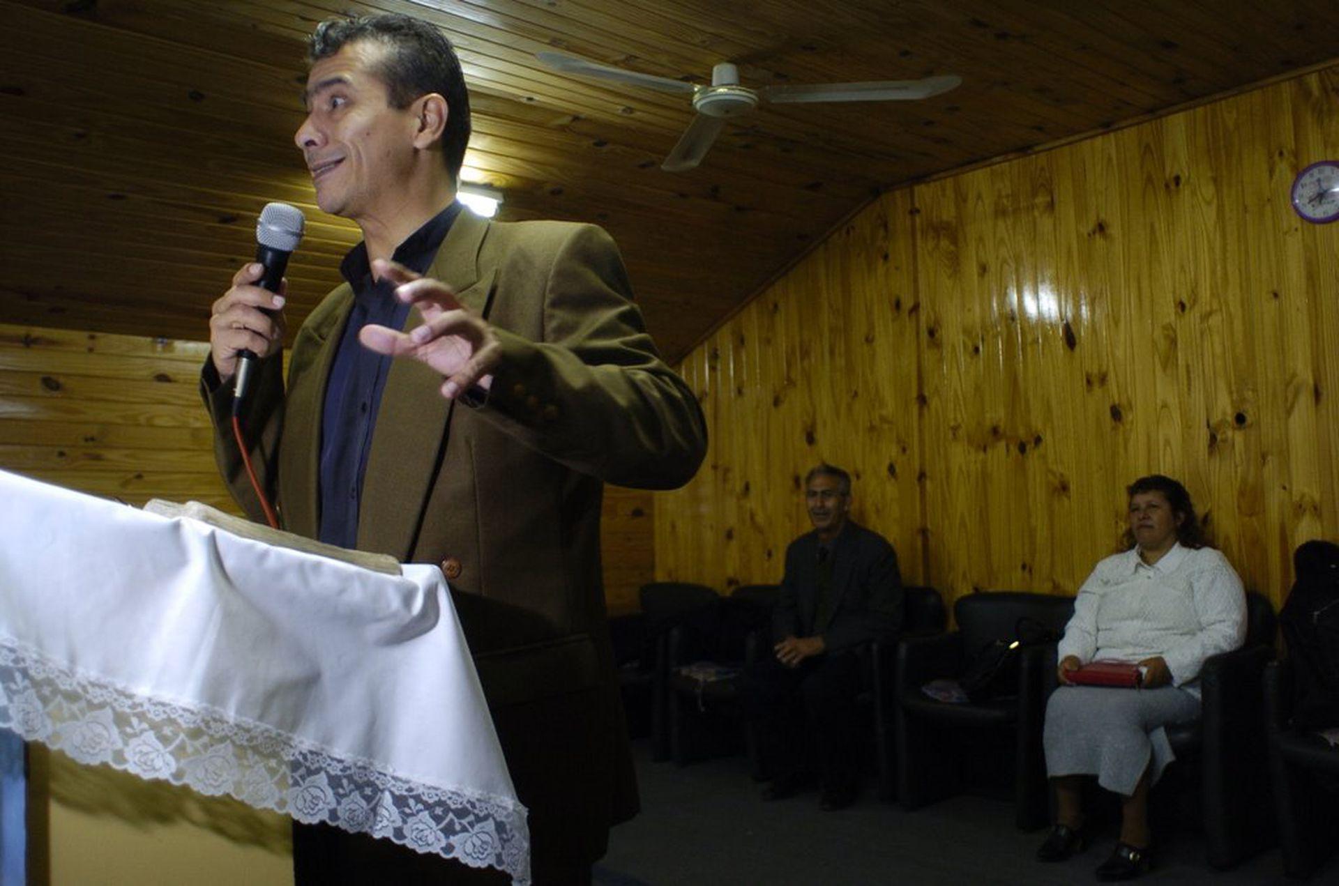 La característica de la Iglesia evangélica es que no tiene una estructura orgánica que la aglutine; en el conurbano hay muchas pequeñas iglesias, de menos de 50 miembros