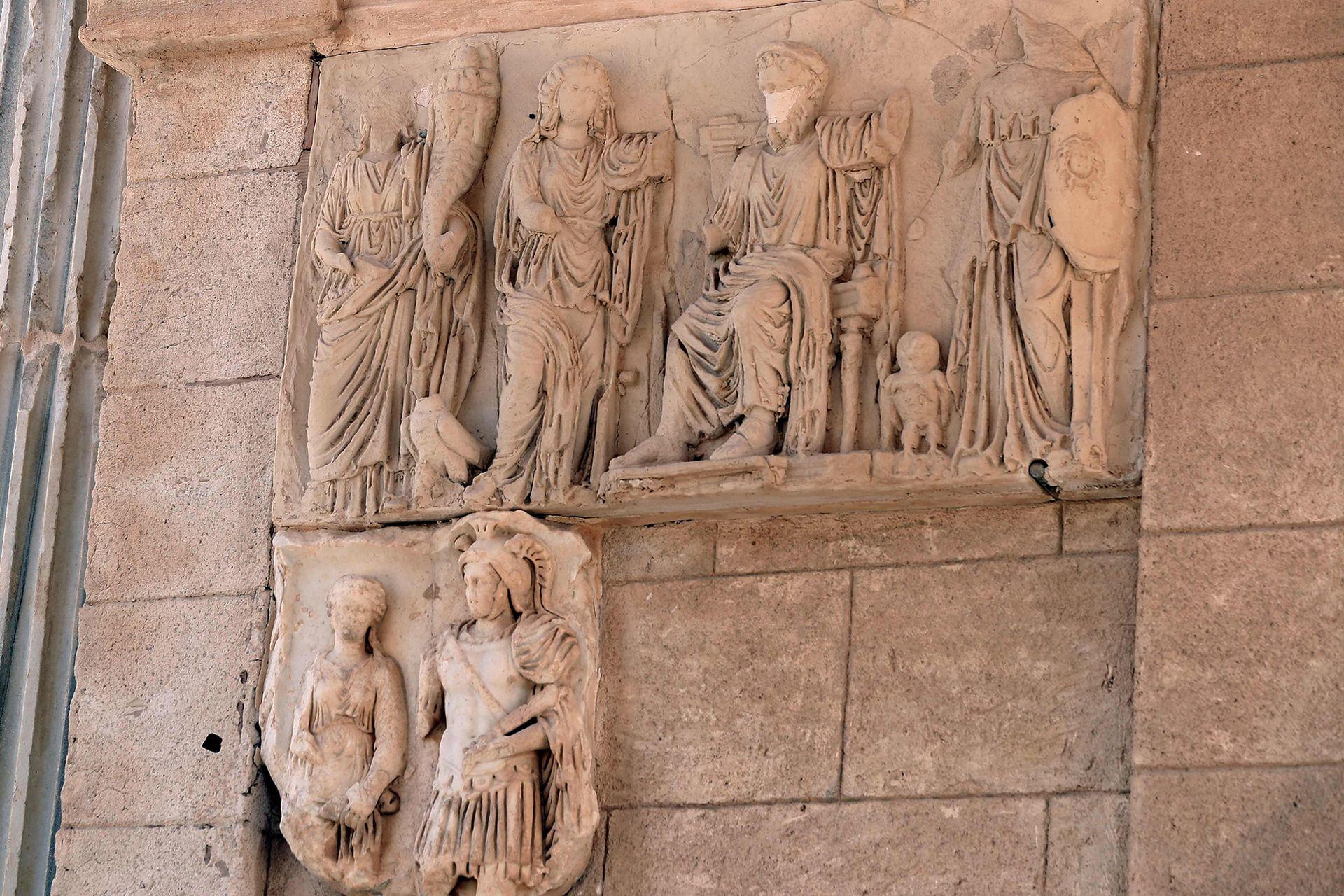"""""""Leptis Magna es hermosa, el sitio romano más hermoso fuera de Italia"""", aseguró un turista de 34 años y agregó: """"Y sin embargo, apenas ha sido descubierto"""""""
