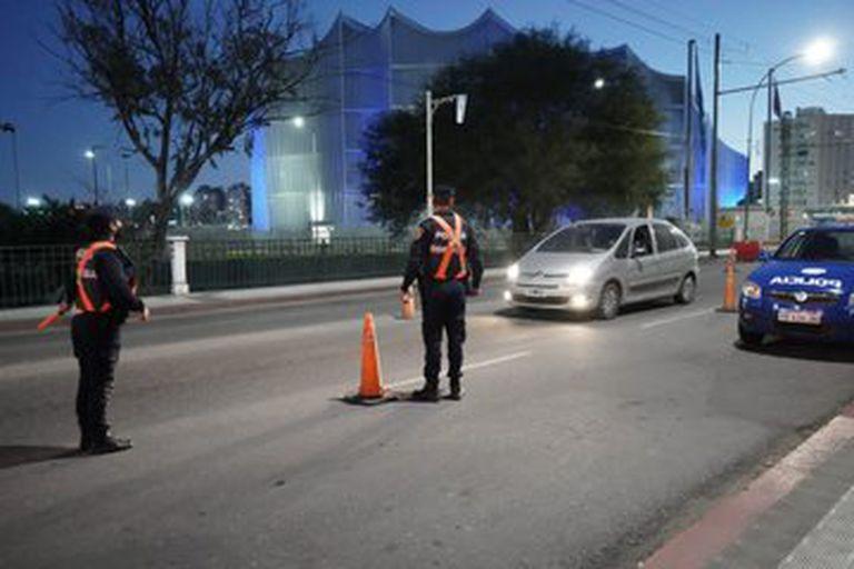 Regresaron los controles policiales en Córdoba