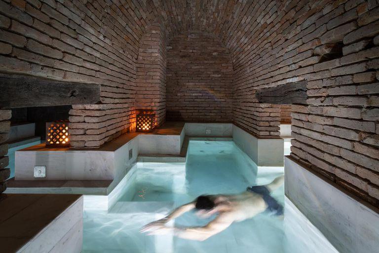 Arquitectura. En Córdoba inauguran el primer circuito de baños romanos