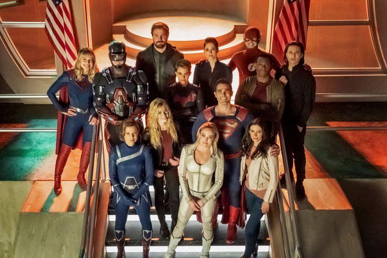 Crisis en Tierras infinitas: cómo será la superproducción de las series de DC